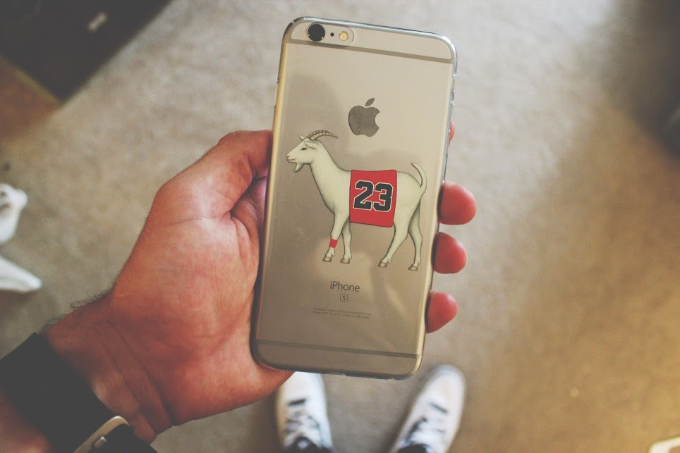 Jordan_goat_emoji_phone_case